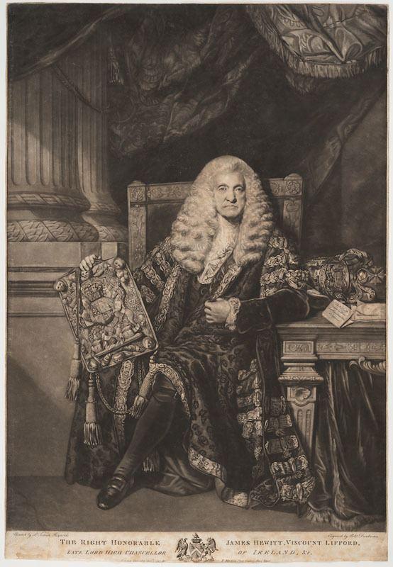 James Hewitt, 1st Viscount Lifford