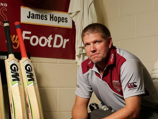 Sheffield Shield James Hopes retires The CourierMail