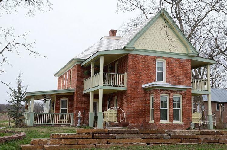 James House (Rogers, Arkansas)