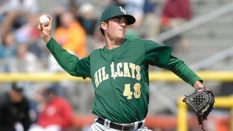 James Hoyt (baseball) Atlanta Braves farmhand James Hoyt pitches six hitless innings for