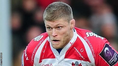 James Hudson (rugby union) James Hudson Gloucester forward retires because of injury BBC Sport