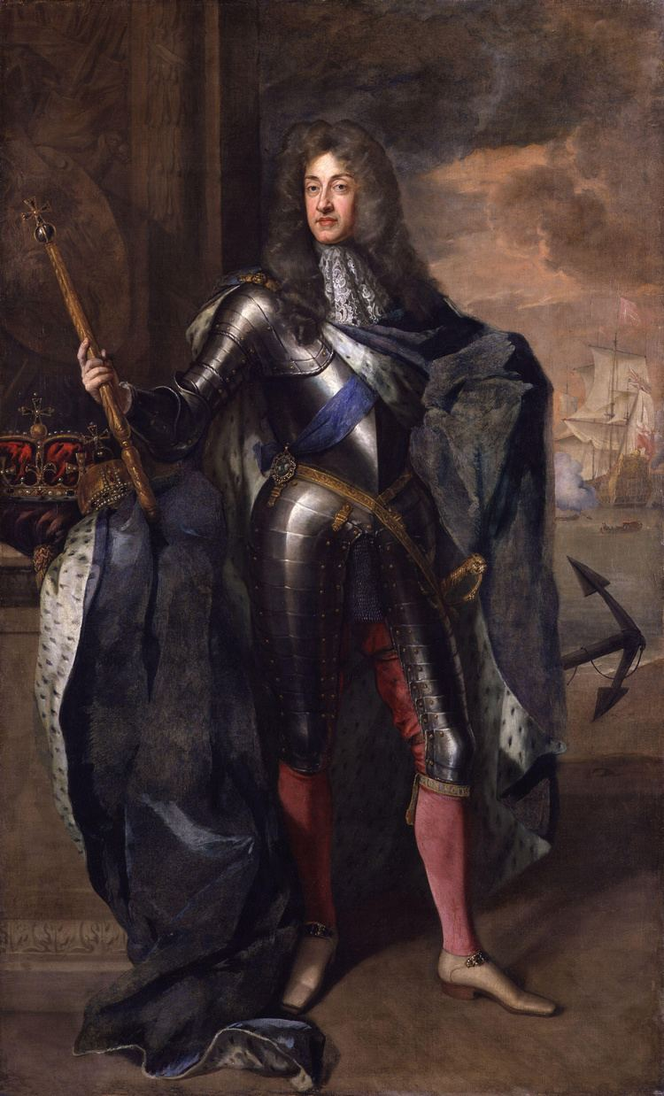 James II of England James II of England Wikipedia the free encyclopedia