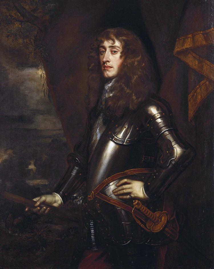 James II of England resourcesforhistoryteachers WHII2