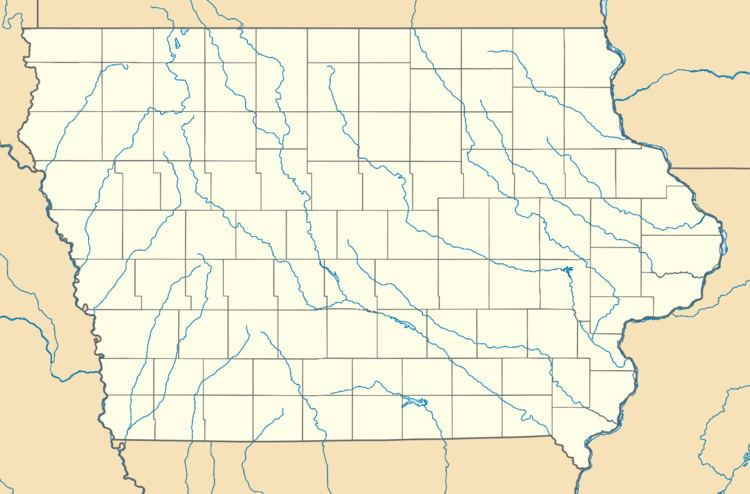 James, Iowa