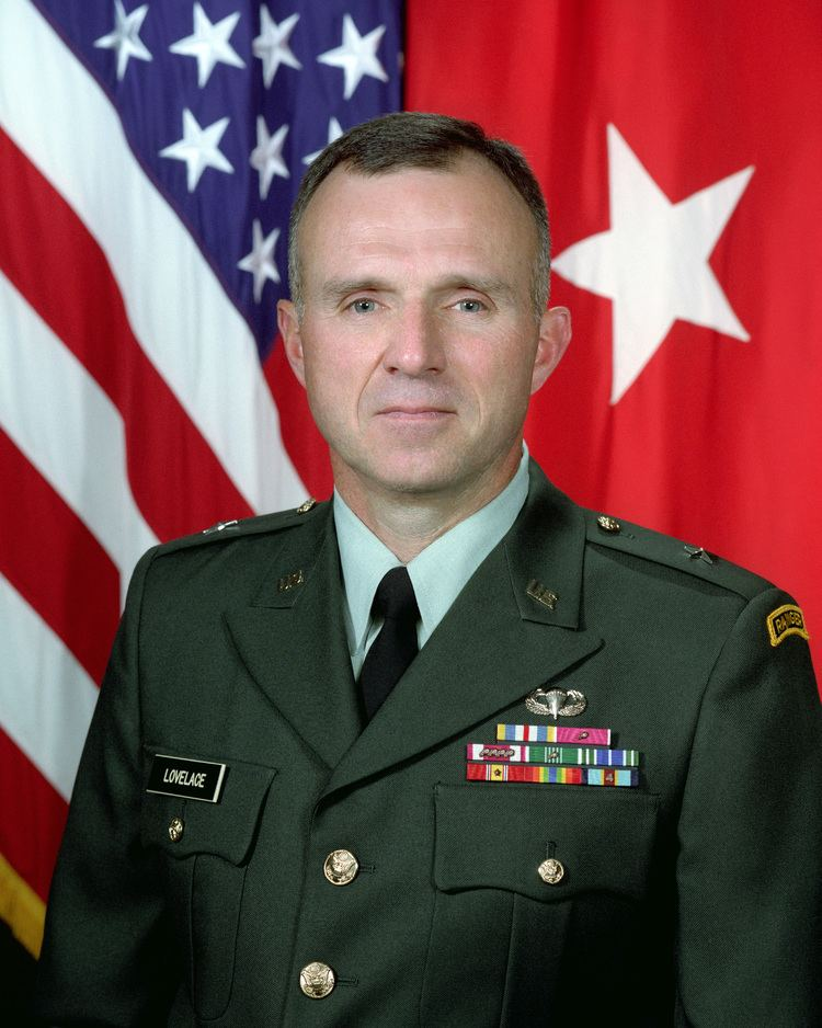 James J. Lovelace FilePortrait of US Army Brig Gen James J Lovelacejpg