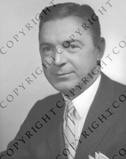 James J. Saxon Truman Library Photograph Portrait of James J Saxon Attorney
