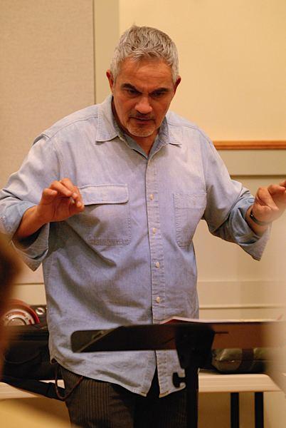 James Jordan (conductor) James Jordan choral director biography and CD recordings