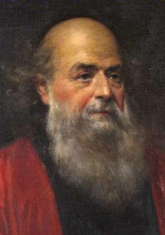 James Joseph Sylvester Portrait of Professor James Joseph Sylvester 18141897
