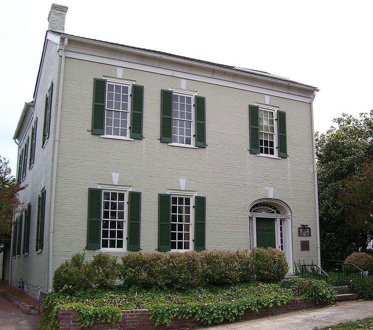 James K. Polk Ancestral Home