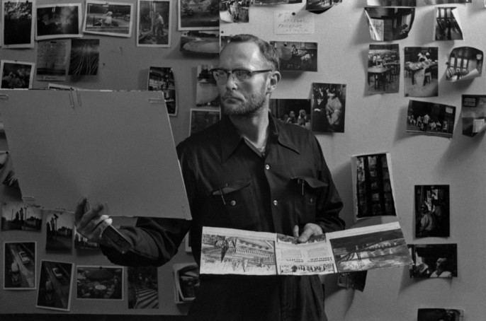 James Karales Harold Feinstein Photographer Gene Smith James Karales