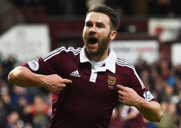James Keatings Hibs sign exHearts striker James Keatings The Scotsman
