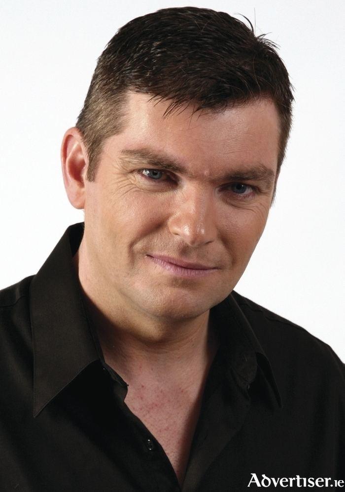 James Kilbane Advertiserie James Kilbane ready to take the stage at