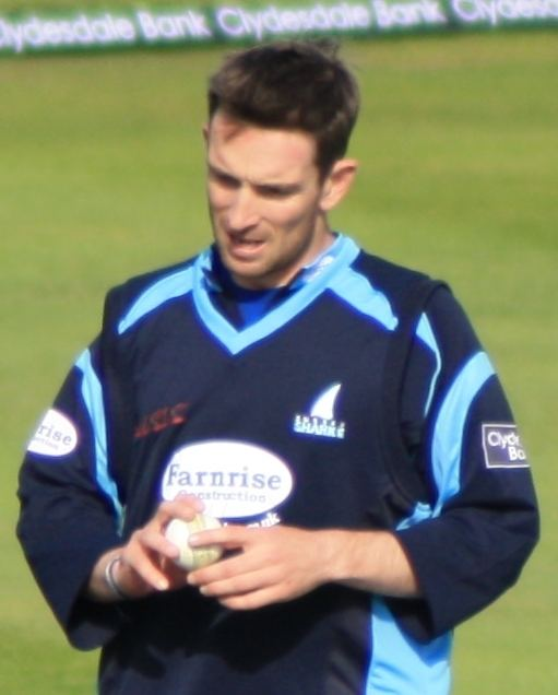 James Kirtley (Cricketer)