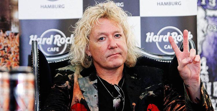 James Kottak Scorpions Drummer James Kottak Sentenced to One Month in