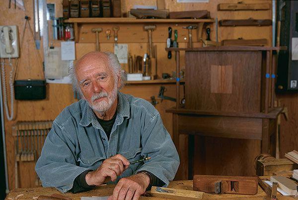 James Krenov James Krenov Master of the Handmade FineWoodworking