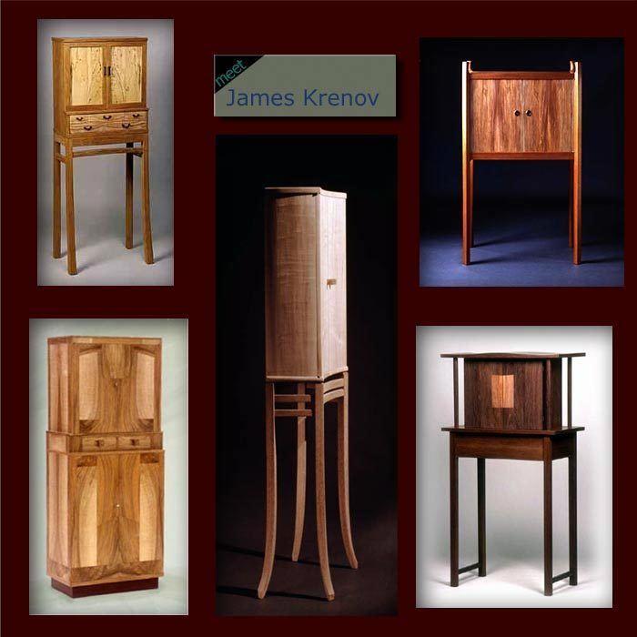 James Krenov Krenov Furniture