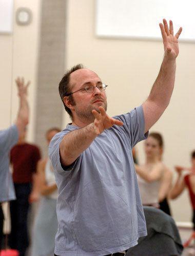 James Kudelka Meet the Artists ArtsAliveca Dance