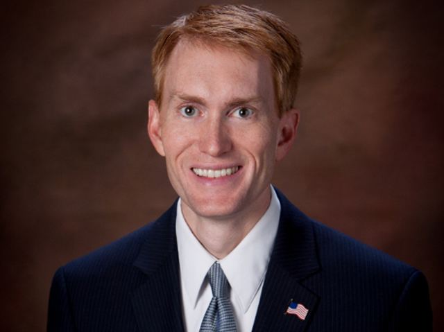 James Lankford Senator James Lankford of Oklahoma responds to President