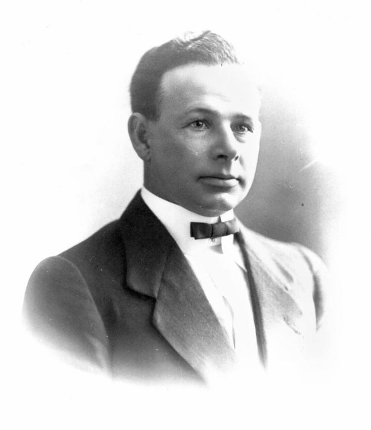 James Larcombe