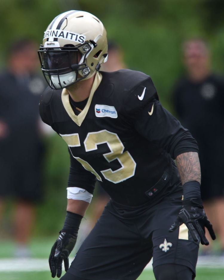James Laurinaitis In James Laurinaitis the Saints found one of the NFLs smartest