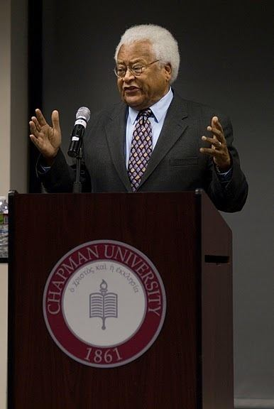 James Lawson (American activist) The Voice of Hope and Peace in the World39 Chapman Magazine