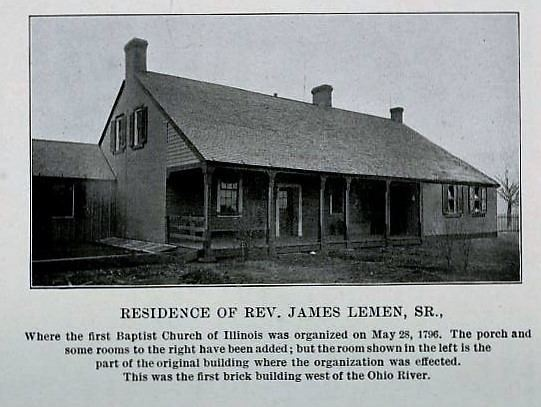 James Lemen Rev James Lemen Sr 1760 1823 Find A Grave Memorial