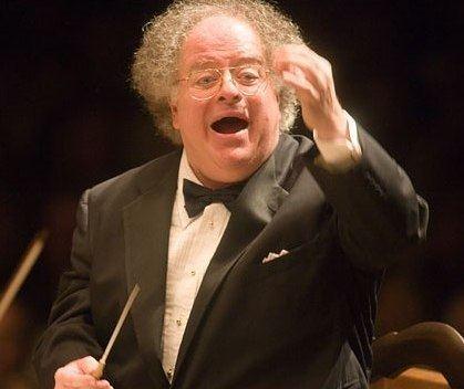 James Levine Prom 71 Boston Symphony OrchestraJames Levine 2