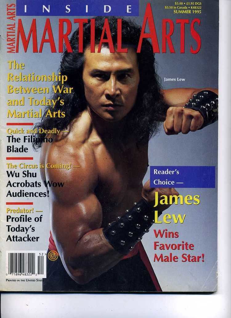James Lew MAMags Magazines