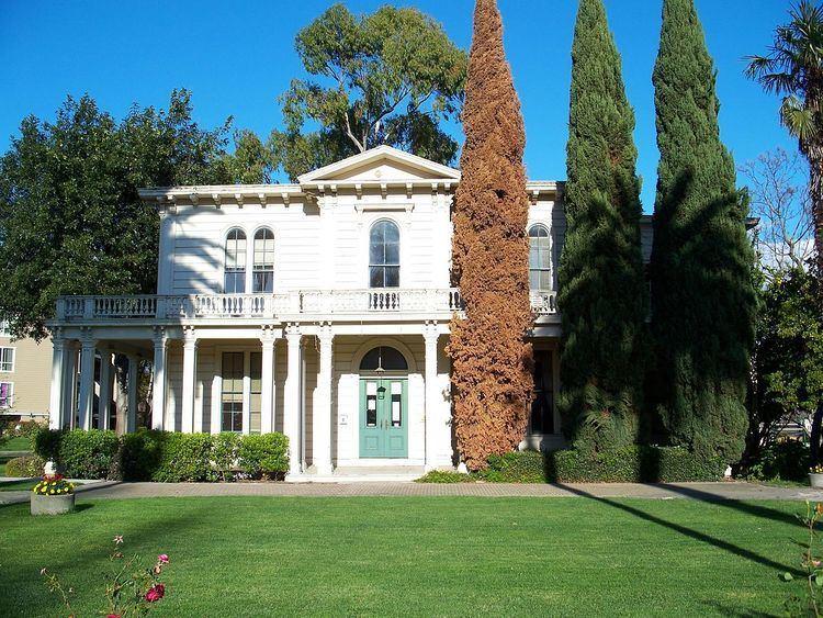 James Lick Mansion