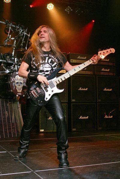James LoMenzo James Lomenzo of Megadeth Pollstar