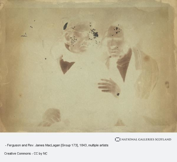 James MacLagan Mr Ferguson and Rev James MacLagan Group 173 National Galleries