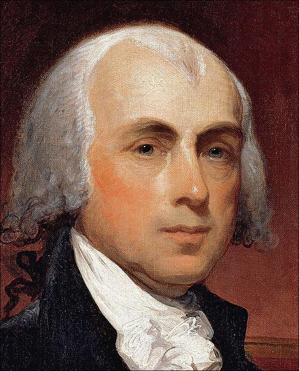 James Madison SCOTUS And Judicial Tyranny Dennis G Hurst