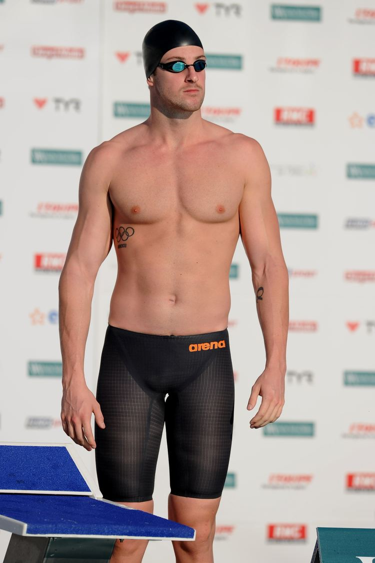 James Magnussen James Magnussen joins the arena What39s Hot in the Water