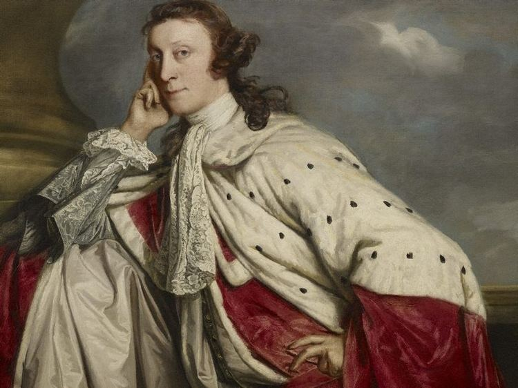 James Maitland, 7th Earl of Lauderdale James Maitland 7th Earl of Lauderdale 17591760 by Sir Joshua