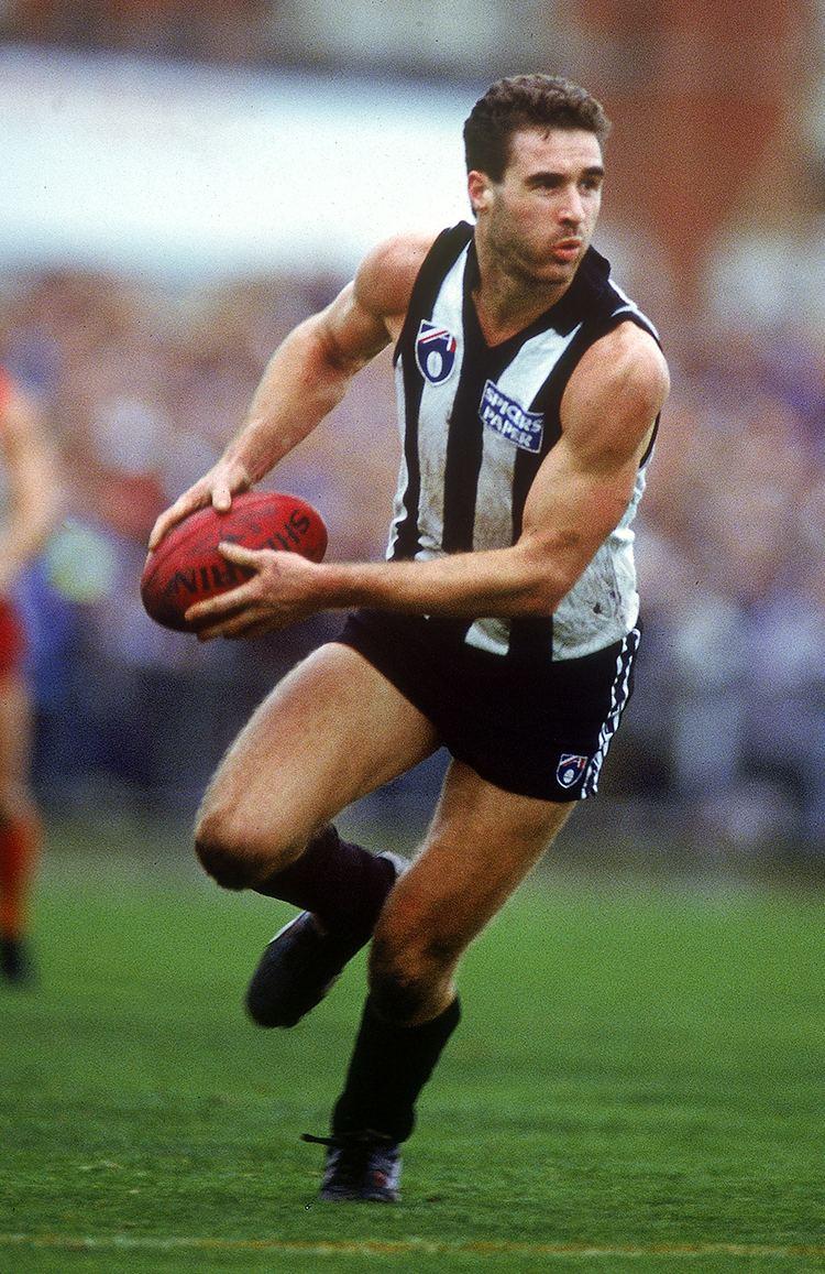 James Manson (Australian footballer) Collingwood Cult Figure James Manson Collingwood Forever