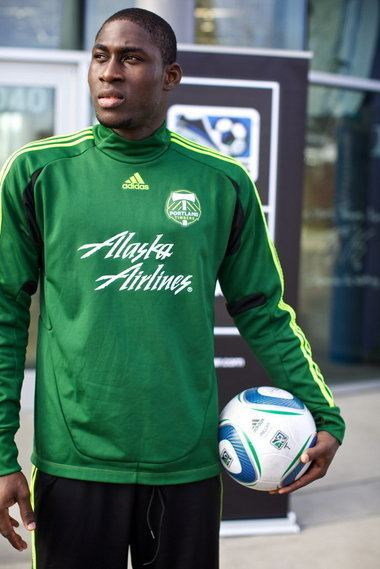 James Marcelin Soccer a source of calm for Timbers39 James Marcelin
