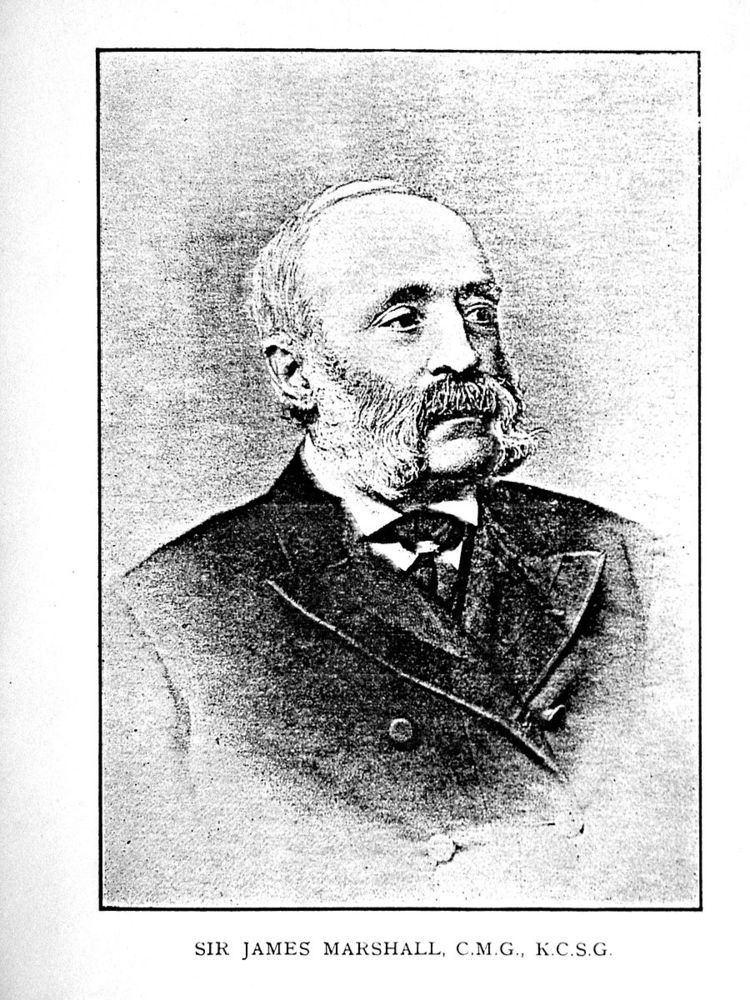 James Marshall (colonial judge)