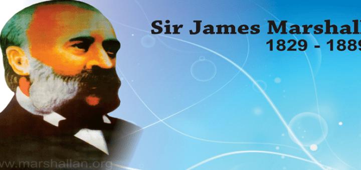 James Marshall (colonial judge) Sir James Marshall Knights and Ladies of Marshall