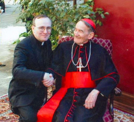James Massa New Bishop Relies on Ecumenical Experiences The Tablet