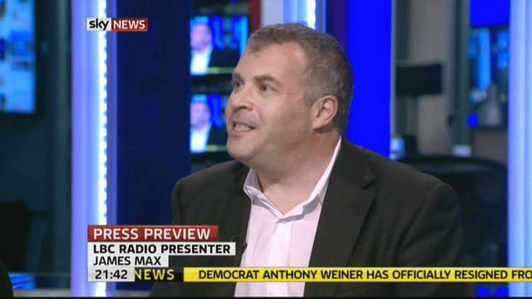 James Max James Max Sky News Paper Review BBC Primark Film