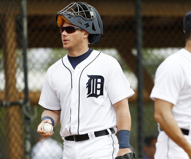 James McCann (Wisconsin politician) Tigers James McCann on DL for first time thankful ankle injury