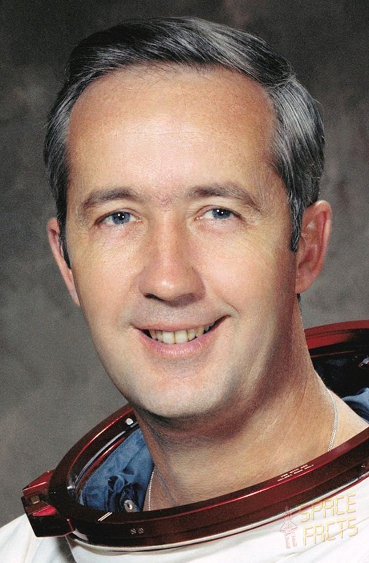 James McDivitt Astronaut Biography James McDivitt