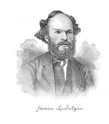 James McIntyre (poet) Public Domain Poetry James McIntyre