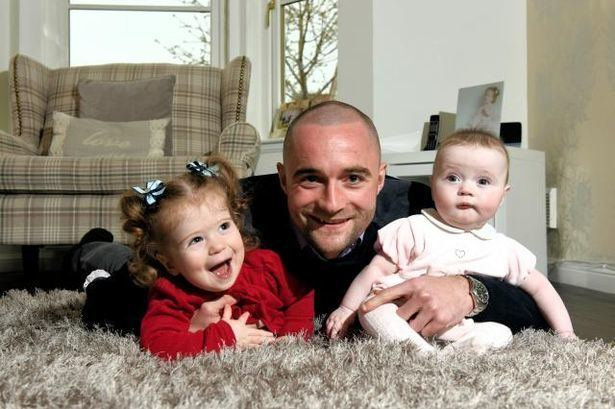 James McPake Dundees James McPake reveals his heartache when his father died in