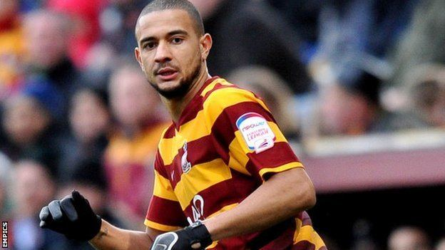 James Meredith (footballer) BBC Sport Bradford City James Meredith out with