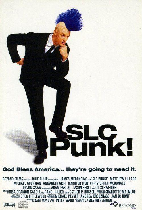 James Merendino slc punk Steveo Matthew Lillard James Merendino SLC Punk