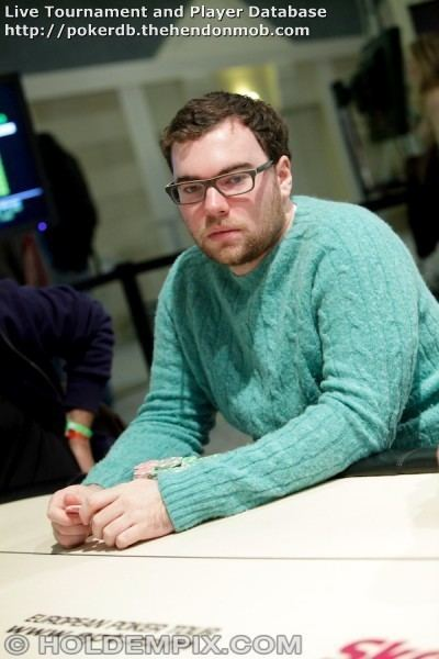 James Mitchell (poker player) James Mitchell Hendon Mob Poker Database