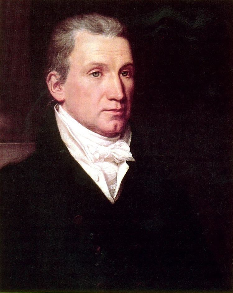 James Monroe List of federal judges appointed by James Monroe