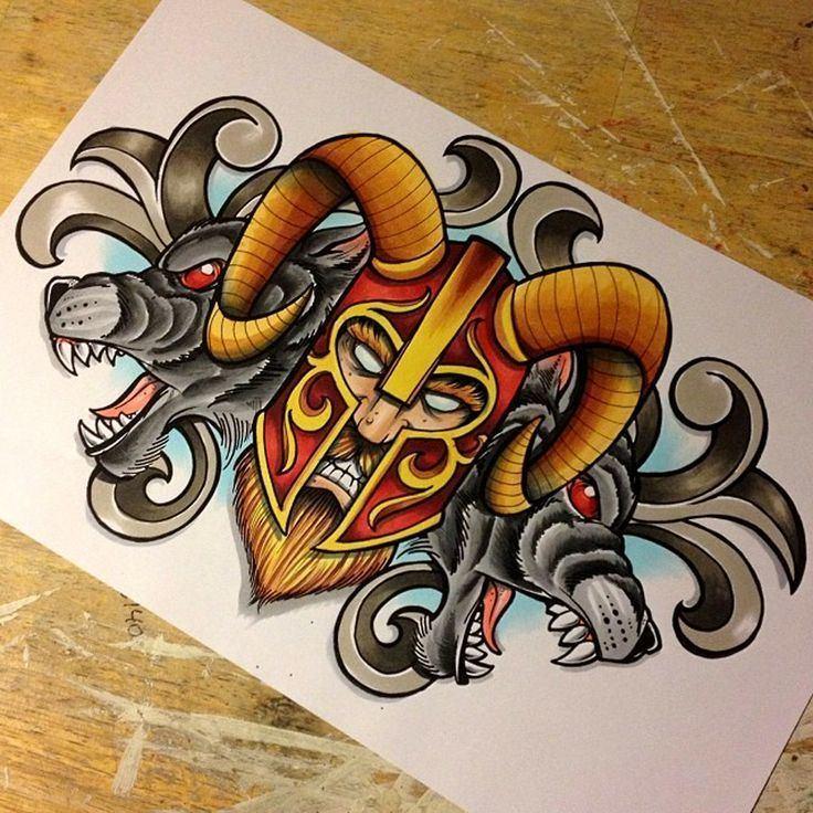 James Mullin TATTOO ARTIST SPOTLIGHT JAMES MULLIN Tattoocom