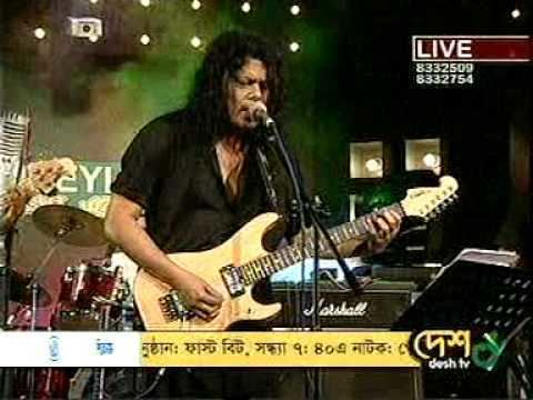 James (musician) James Chal Chale Call Er Gaan Live 2010 YouTube